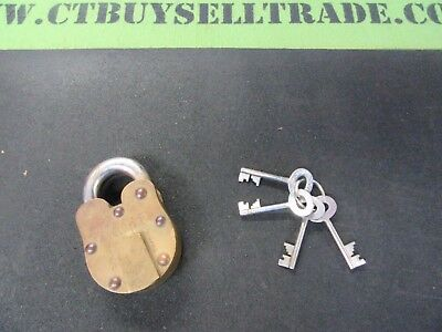 Vintage Eagle PadLock 10 Levers Special Aligarh With 4 Keys