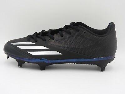 separation shoes 87db4 8734c Adidas Adizero Afterburner 3 Xeno Low Baseball Cleats B42903,Black,Mens  8,12