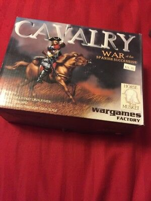 Wargames Factory 28mm War of the Spanish Suiccession Cavalry Box
