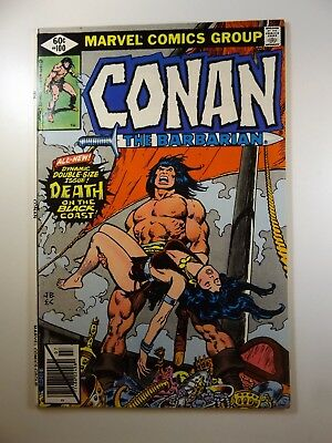 "Conan the Barbarian #100 ""Death of Belit!"" NM- Condition!!"