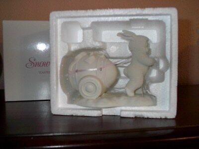 Snowbunnies Dept 56 Springtime Stories Easter Delivery New