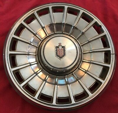 """1978 1979 1980 CHEVY MONTE CARLO 14"""" HUBCAP HUB CAP WHEELCOVER Cover 464923 3098"""
