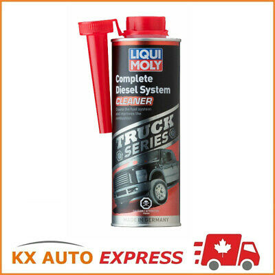 Liqui Moly TRUCK SERIES COMPLETE DIESEL SYSTEM CLEANER 500ml 20252