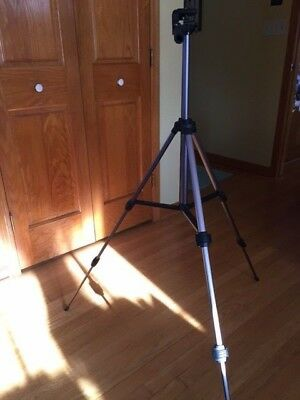 """Vanguard VT-112 Aluminum Digital Camera Tripod"""