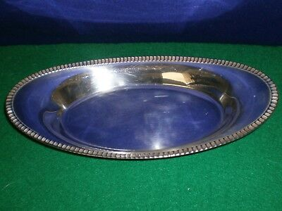 Vintage Silverplate Apollo Bernard Rice's Sons 5386 Serving Dish