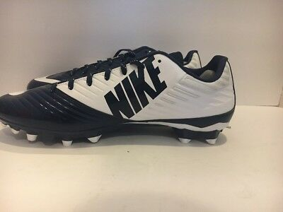 NIKE VAPOR SPEED LOW TD CLEATS FOOTBALL 643152 114 MENS SHOES Blue White sz 13