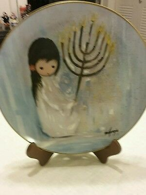 DeGrazia Festival of lights 1976 first series signed