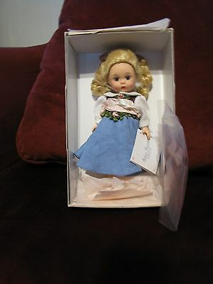 "Madame Alexander 8"" Briar Rose Doll"