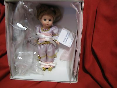 Madame Alexander Purple Sparkle Dragonfly Fairy Doll