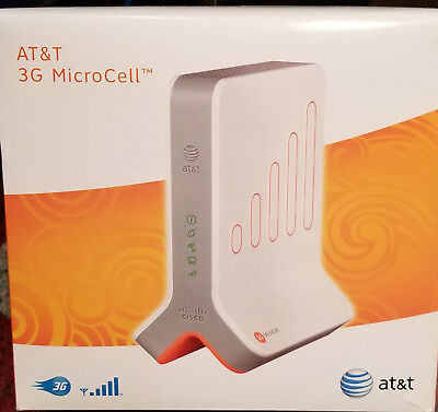 At&t 3G Microcell Signal Booster Brand New!! Model- Dph151-At