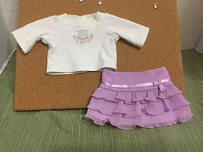 """American Girl 18""""Doll Clothes 2005 Happy Birthday Outfit BEAUTIFUL"""