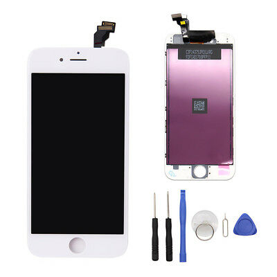 Model A1549 A1586 Screen + LCD Digitizer Assembly for iPhone 6 White Color