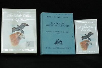 Australia 1994 Proof Silver Coin Wedge-tailed Eagle