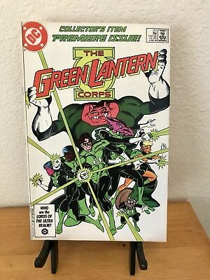 The Green Lantern Corps 201 First Appearance Kilowog