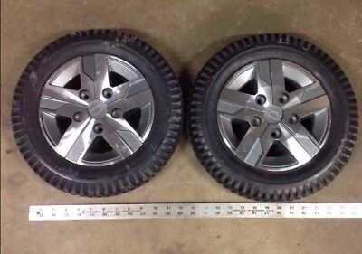 pride jazzy Quantum power wheelchair tires and wheels  Pr1mo 3.00x8 NR