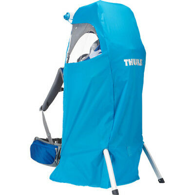Thule Sapling Unisex Kids Travel Child Carrier Rain Cover - Blue One Size