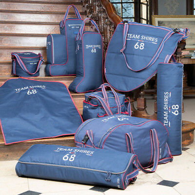 Shires Team Bag For Unisex Horse Care Grooming Kit - Navy One Size
