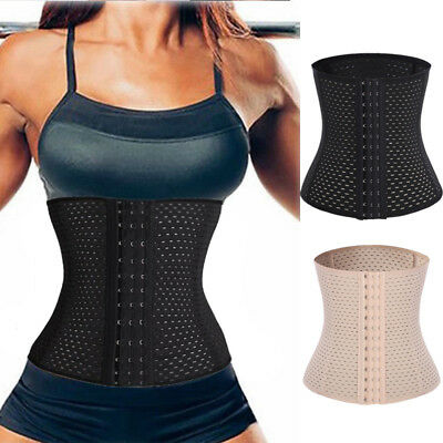 waist trainer korsett korsage taille mieder figurformer. Black Bedroom Furniture Sets. Home Design Ideas