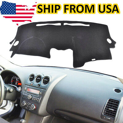 Fit For Nissan Altima 2007-2012 Dashmat Dash Mat Dashboard Cover Pad Sun Shade
