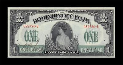 1917 DOMINION OF CANADA $1 **PRINCESS PATRICIA** (( aUNC/UNC ))