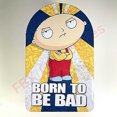 Family Guy Tin | Stewie Griffin | Boxer's Tin (No Boxer) | As Seen On TV