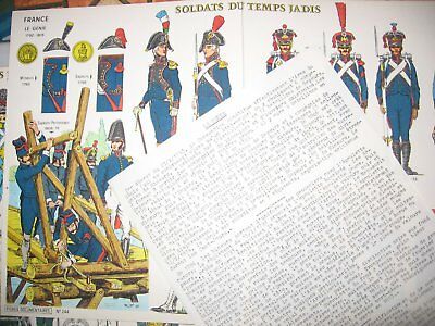 document uniformes napoleon