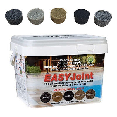 EASY Joint Paving | PAVING GROUT |  Test Colour/Product Sample | PICK A COLOUR