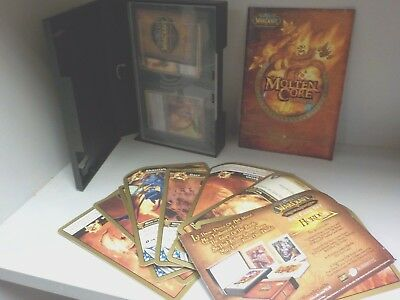 World of Warcraft Trading Card Game - Over 100 Cards in Case! (ID:693)