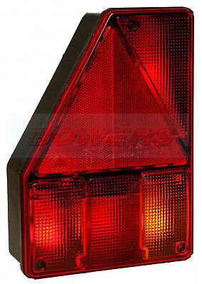 Aspock Earpoint 1 Rear Combination Tail Light Lamp Ifor Williams Trailer