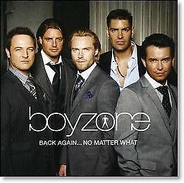 Boyzone - Back Again... No Matter What The Greatest Hits (CD)