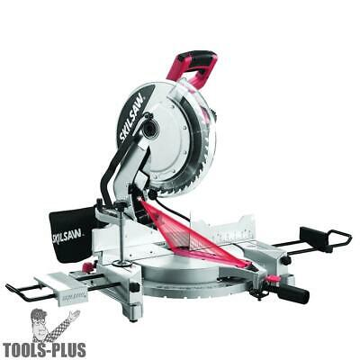 Skil 3821-01 12-Inch Quick Mount Duel Bevel Compound Miter Saw with Laser New