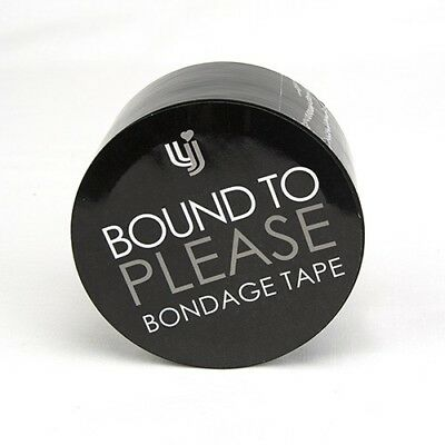 Nastro per Giochi Erotici Sadomaso Fetish Bondage Tape Bound to Please