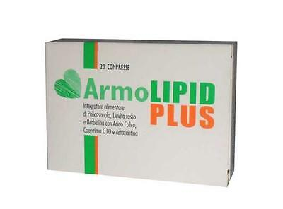 Armolipid Plus 20 Compresse Integratore Alimentare