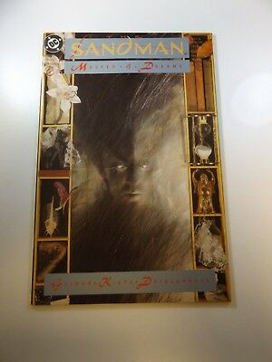 The Sandman #1 2nd series NM- condition Huge auction going on now!