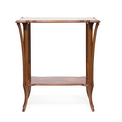 Table d'appoint. Vers 1910. Feriarte