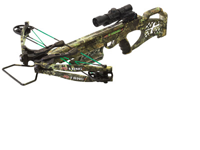 NIB! PSE FANG XT Crossbow Mossy Oak Country - #01304CY
