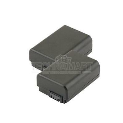 2X Rechargeable Battery NP-FW50 For Sony NEX-5RY NEX-5NY A6000L A6000Y A6500 UK