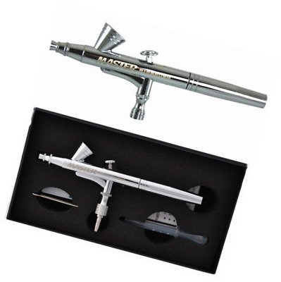 Master G25 Dual-action Airbrush 0.2-fine Art-illustration-nail - Now Included Is