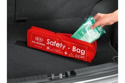 Genuine Kia Optima Sportswagon / Estate 2016> Safety Kit E889066000