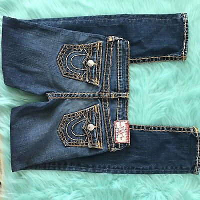 True Religion Julie Super T Jeans Girls Size 12. J6