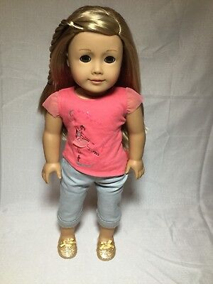 Girl of the Year 2014 Isabelle Palmer, Great Condition, Plus FREE SHIPPING!