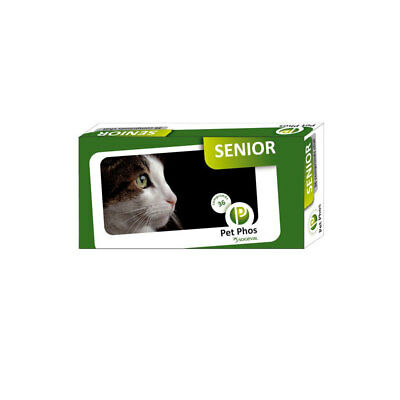 Pet Phos Senior Felin - 36 cps