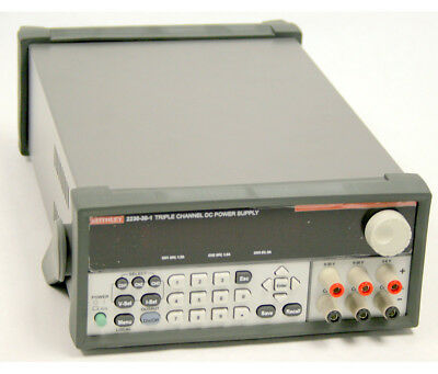 Keithley 2230-30-1  Programmable Triple Channel DC Power Supply