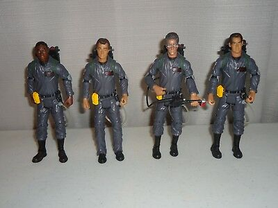 """GHOSTBUSTERS LOOSE ACTION FIGURE 6"""" MATTEL 2009 LOT of 4"""
