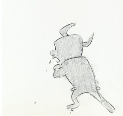 What's Opera, Doc? Original Production Drawing OPD * Warner Brothers Chuck Jones