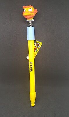 GROUNDSKEEPER WILLIE The Simpsons Wobble Pen