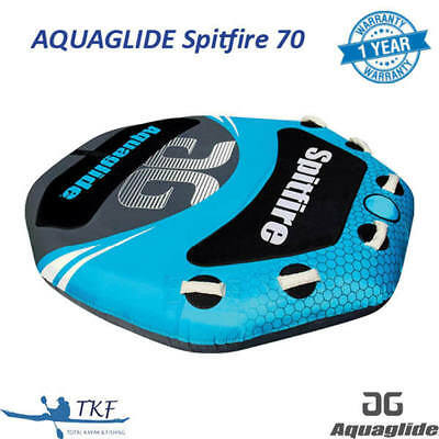 NEW Aquaglide Spitfire 70 - 3 Person Inflatable Towable