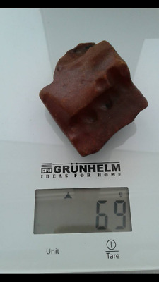 69 Gr.  Natural Baltic Amber Stone NEW
