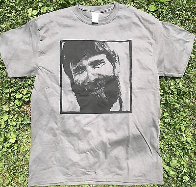 Grateful Dead Brent Mydland size Large t-shirt Jerry Garcia Dead and CO. Phish
