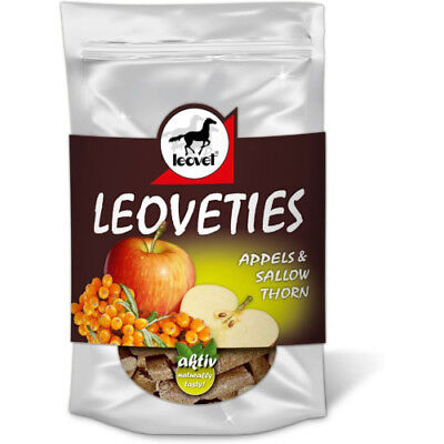 Leovet Leoveties Unisex Stable And Yard Horse Treats - Apple Sallow Thorn
